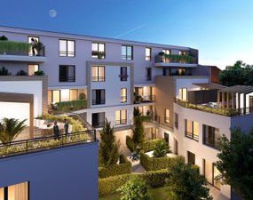 Le Jardin D'ariane - immobilier neuf Drancy