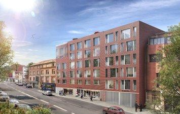 Intown Ii - Dernières Opportunités En Plein Centre Ville - immobilier neuf Toulouse