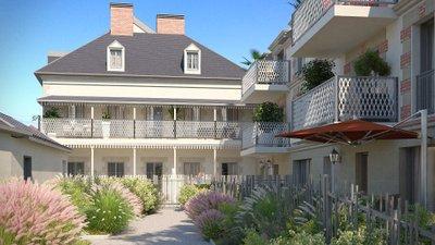 Parc Belles Rives - immobilier neuf Paris