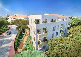 L'ecrin Bleu - immobilier neuf Balaruc-les-bains