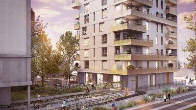 L'entre2rives - immobilier neuf Strasbourg