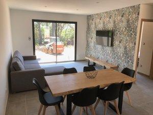 Villa Mitoyenne Neuve à Lecci - immobilier neuf Lecci