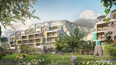 Le Verger - immobilier neuf Crolles