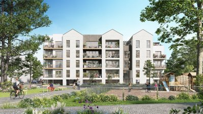 Confidence - immobilier neuf Noisy-le-grand