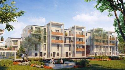 Villa Flore 2 - immobilier neuf Dijon