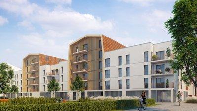 Villa Flore - immobilier neuf Dijon