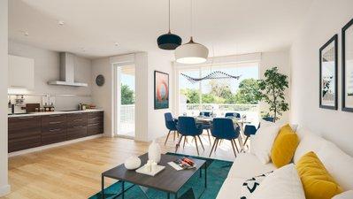 Horizon Sud - immobilier neuf Bègles