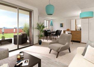 Hélianthe - immobilier neuf Saint-martin-d'hères