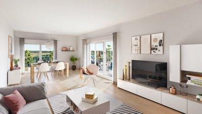 Le Fairway - immobilier neuf Guyancourt