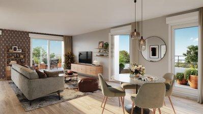 Quint & Sens - immobilier neuf Montigny-lès-metz
