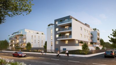 Domaine Saint-pierre - immobilier neuf Thionville