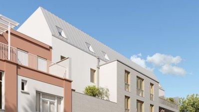 Néo-retro - immobilier neuf Saint-denis