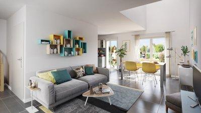 Le Clos Val Guyon - Tranche 2 - immobilier neuf Freneuse