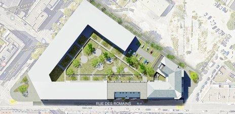 Vilarmonie - immobilier neuf Reims