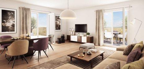 Amplitude - immobilier neuf Asnières-sur-seine