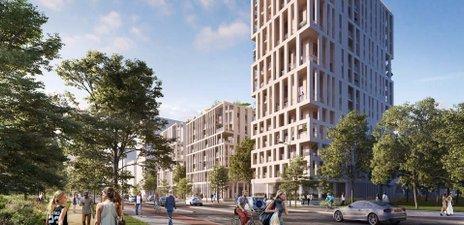 Innlove 2 - immobilier neuf Bordeaux