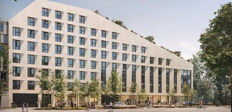 Résidence Services Pour étudiants Bord'oh! - immobilier neuf Bordeaux