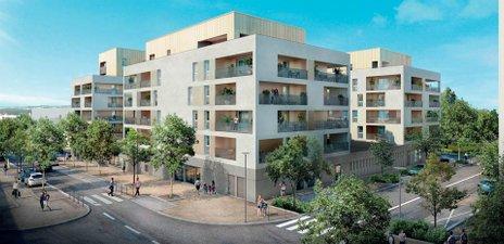 Evolution - immobilier neuf Rillieux-la-pape