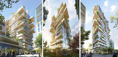 Hyperion - immobilier neuf Bordeaux