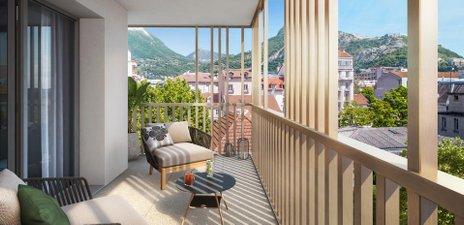 La Manufacture - immobilier neuf Grenoble