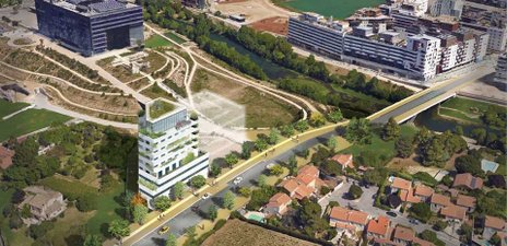 Mithra - immobilier neuf Montpellier