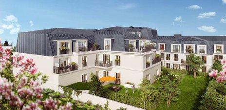 Le Carré Concy - immobilier neuf Montgeron