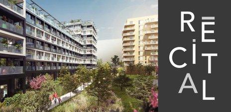 Récital - immobilier neuf Asnières-sur-seine