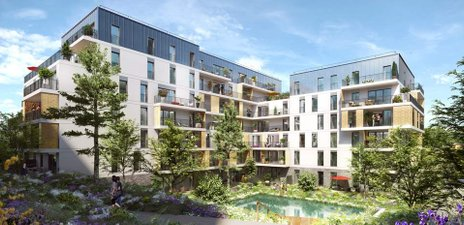 ô Domaine - Tranche 3 - immobilier neuf Rueil-malmaison