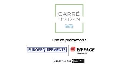 Carré D'eden - immobilier neuf Clamart