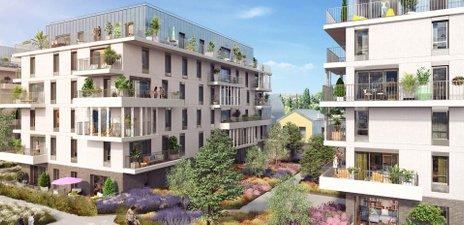 ô Domaine - Tranche 2 - immobilier neuf Rueil-malmaison