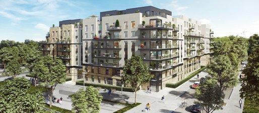 Mimesis - immobilier neuf Châtenay-malabry