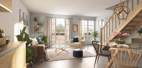 éloquence - immobilier neuf Margny-lès-compiègne