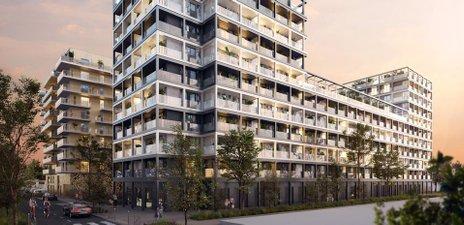 Partition - immobilier neuf Asnières-sur-seine