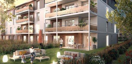Domaine Des Grands Chênes - immobilier neuf La Rochette