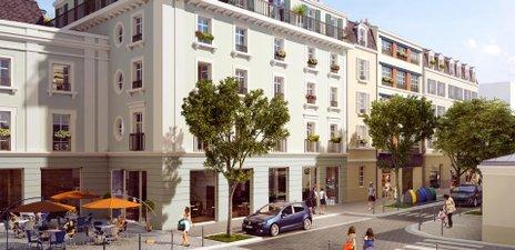 Les Nymphéas - immobilier neuf Pontoise