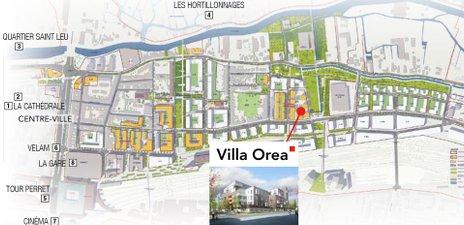 Villa Oréa - immobilier neuf Amiens