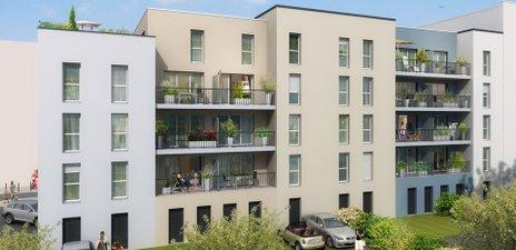 Quai Rive Droite - immobilier neuf Cherbourg-en-cotentin