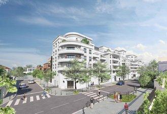 Le Corner - Upside - immobilier neuf Saint-ouen-sur-seine