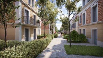 Allée De Meudon - immobilier neuf Clamart