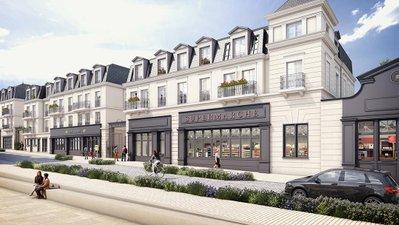 Quartier De La Roseraie - immobilier neuf L'haÿ-les-roses