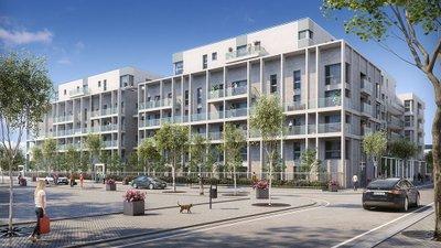 Carré De L'arsenal - immobilier neuf Rueil-malmaison