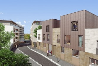 Rue Tronchet - immobilier neuf Palaiseau