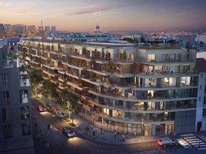 Ateliers Vaugirard - Chapitre Ii - immobilier neuf Paris