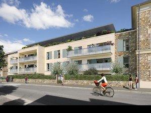 Rue Du Maréchal De Lattre De Tassigny - immobilier neuf Le Chesnay-rocquencourt