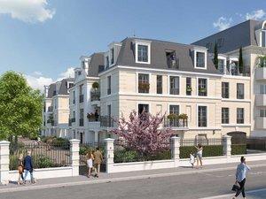 51, Rue Veuve Lacroix - immobilier neuf La Garenne-colombes