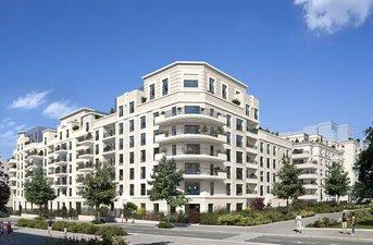 Rue Pablo Picasso - Bâtiment B - immobilier neuf Saint-ouen-sur-seine