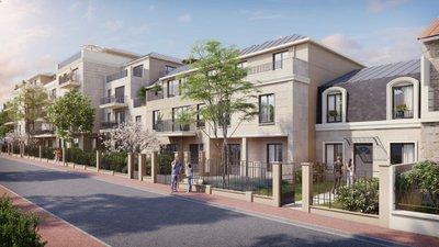 1 Rue Roussel - immobilier neuf Saint-maur-des-fossés