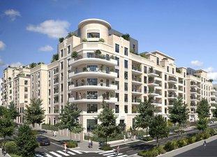 Rue Pablo Picasso - Bâtiment A - immobilier neuf Saint-ouen-sur-seine