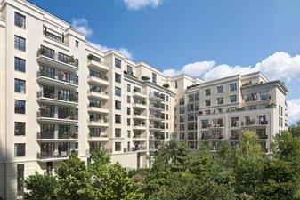 Rue Pablo Picasso - Bâtiment D - immobilier neuf Saint-ouen-sur-seine
