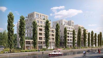 Paris Canal - 165 Rue De Paris - immobilier neuf Bobigny